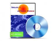 Set Hypnose CDs - Heilung und göttliche Energie