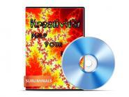 CD Kreativität erlernen oder verbessern - Subliminal